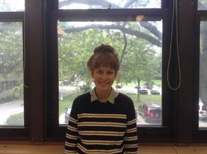 Meet Ms. Joiner!
