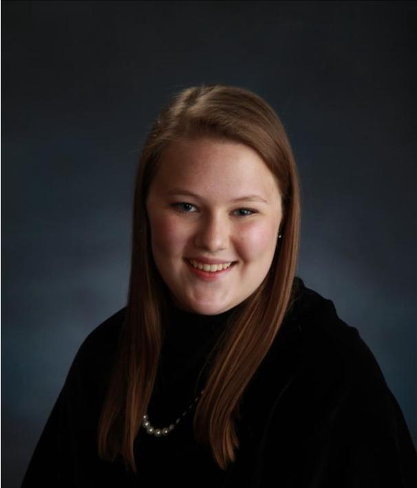 Senior Leadership Scholar Mary Berg. Photo courtesy of Mary Berg.