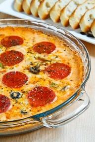 DIY: Pizza Dip