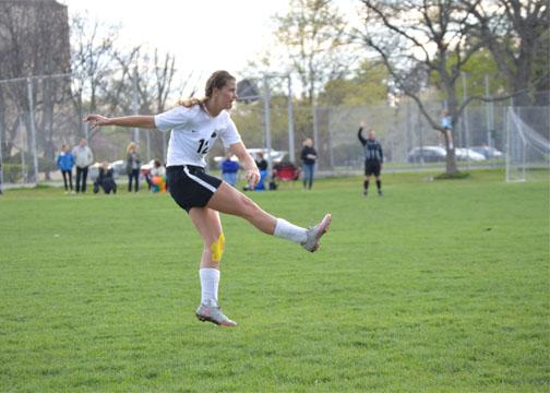 Regina Soccer Keeps Kicking