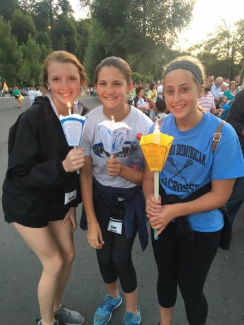 Regina Girls Spend Summer on Service Trip to Lourdes, France