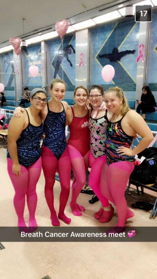 Post Season Sports Spotlights Swimming and Cross Country