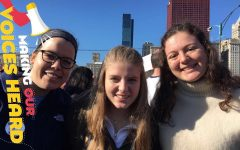 Regina Girls Stand Together at Historic Women's March