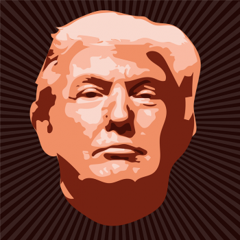 Photo Credit/Pixabay  45th President of the United States of America: Donald Trump