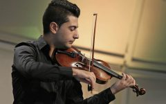 Man Flees From Syria With Nothing But a Violin