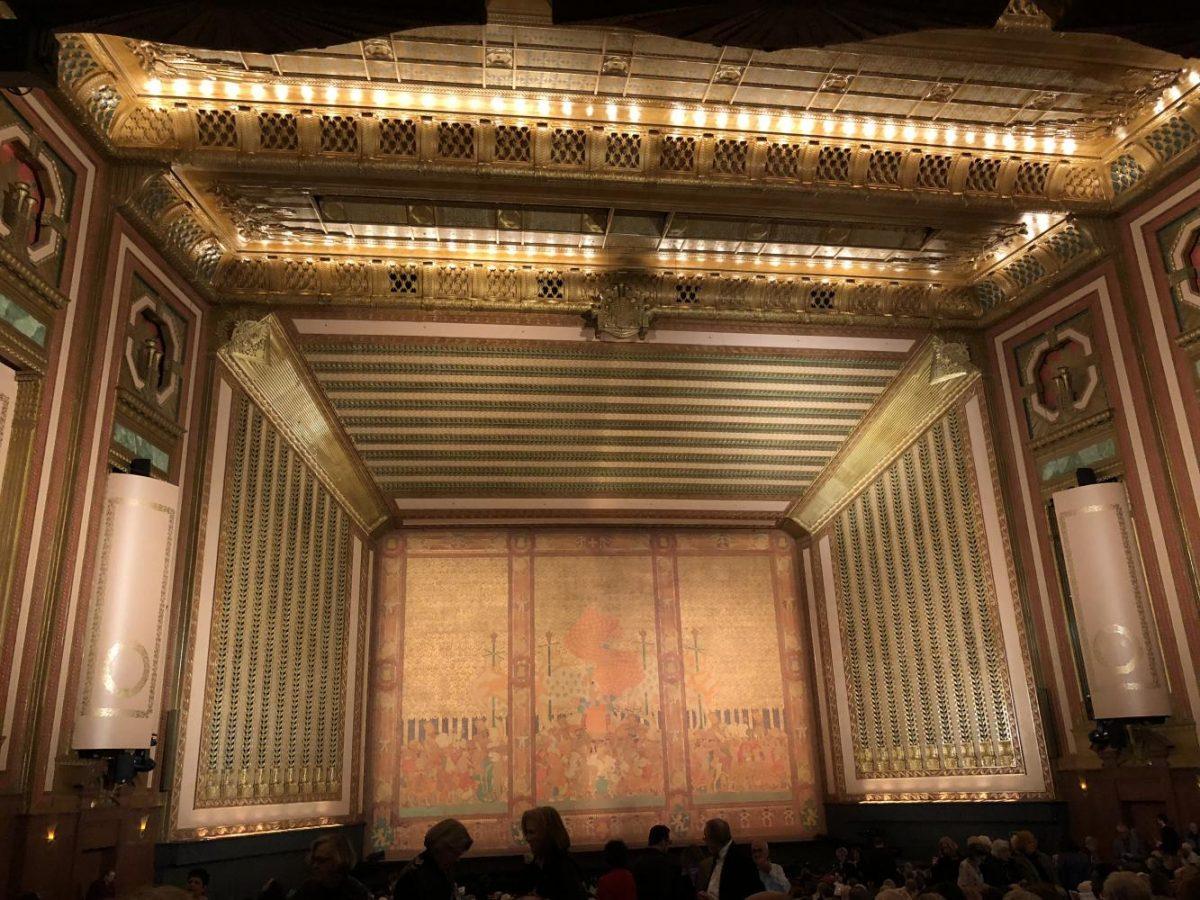 "Regina Music Students View Religious ""Rigoletto"" at Chicago's Lyric Opera"