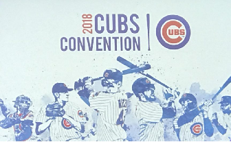The Cubs Convention was Amazing!