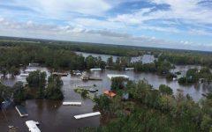 Hurricanes Pummel the Southeast