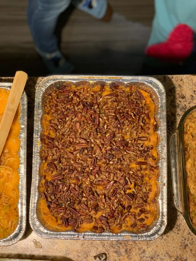 Sweet Potato Casserole Recipe Will Fill Any Empty Stomach