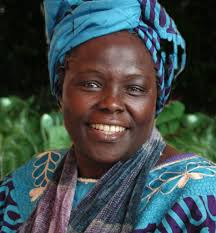 Wangari Maathai, Environmental Advocate in Kenya