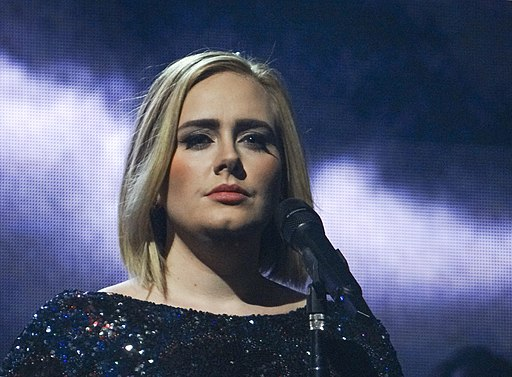 Adele Sets Fire to the Rain on SNL