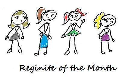 April Reginite of the Month