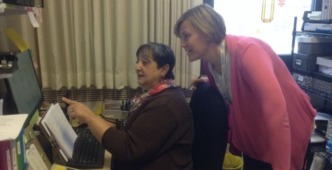 College Gurus of Regina: Mrs. Cassidy and Mrs. Horne