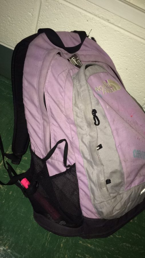 Rite of Passage: My Backpack
