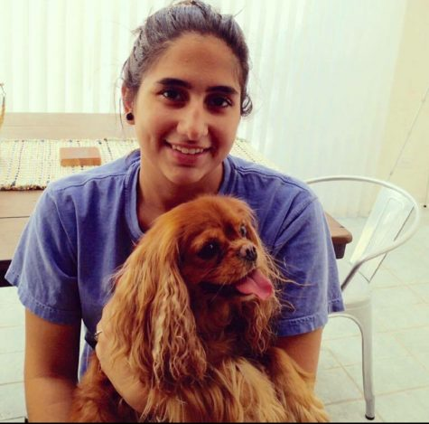 A Conversation With Lizzie Chidiac About Europe and Therapy Dogs