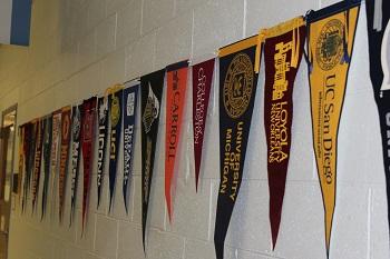 Over 100 Colleges Visit Regina Dominican