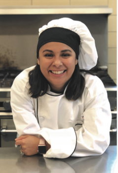 Cafeteria Chat with Chef Evelyn Mendoza