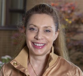 Staff Profile: Mrs. Mariagrazia D'Angelo