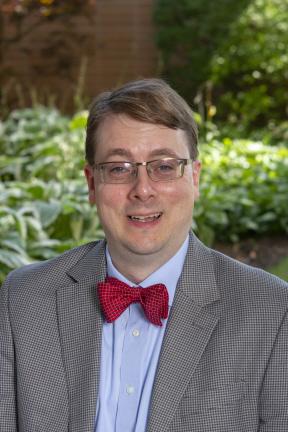 Staff Profile: Dr. Patrick Hogan