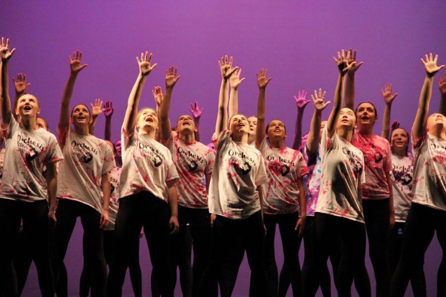 Regina Girls Get Ready to Swing Into Orchesis Season