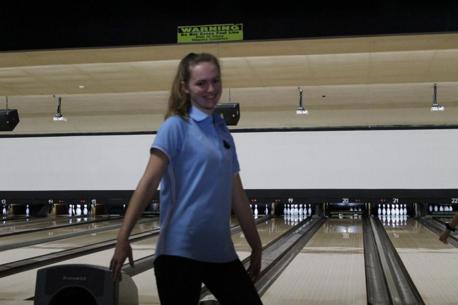 Bowling Team Rolls Into Action