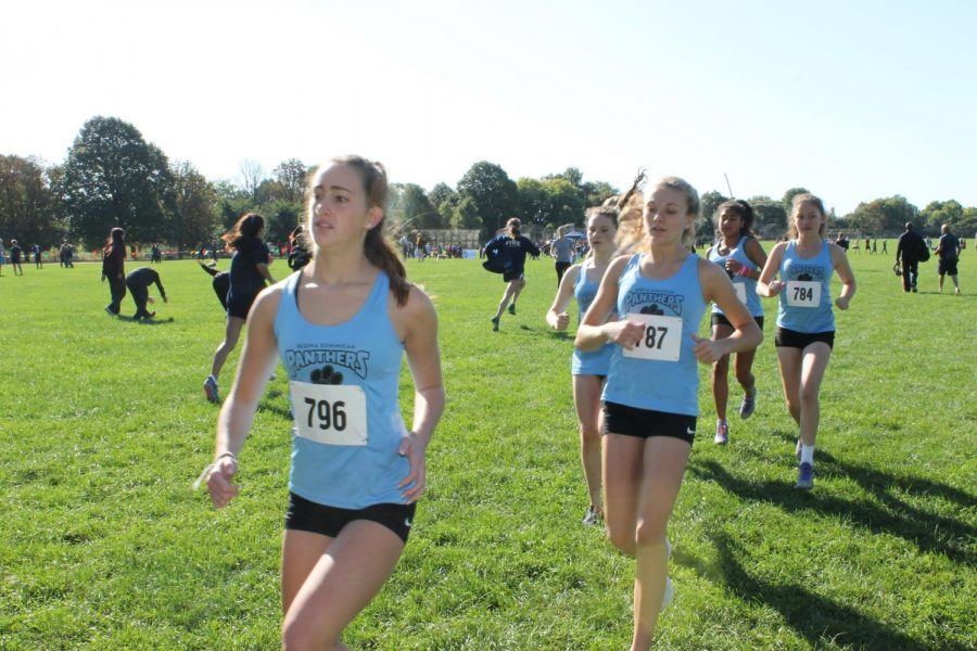 Regina's Cross Country Team Still Thriving