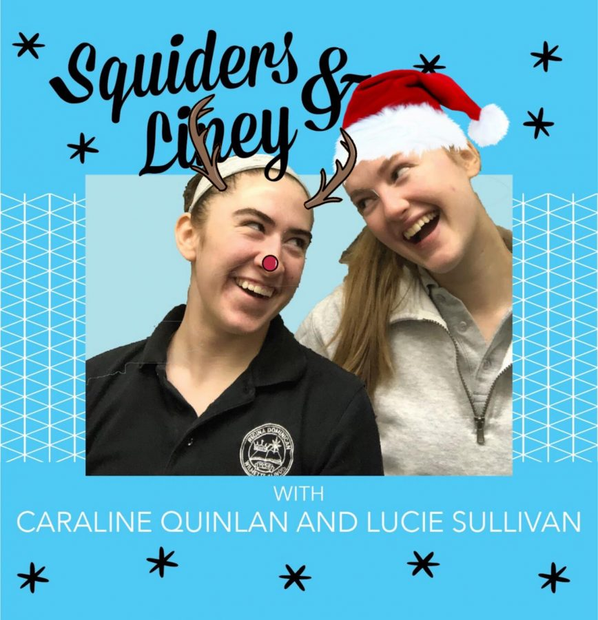 Squiders and Liney Podcast: Holiday Special