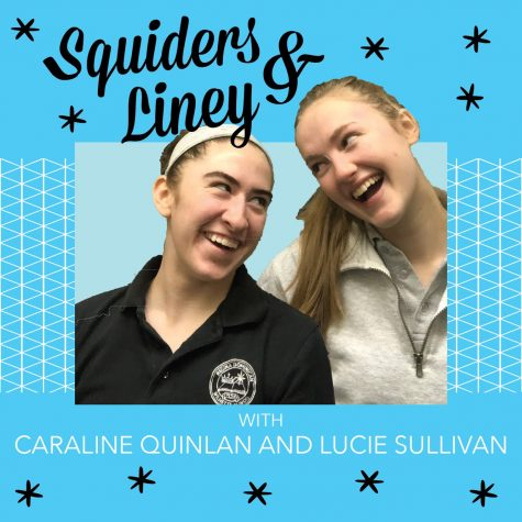A podcast to keep you in the know by Squiders and Liney