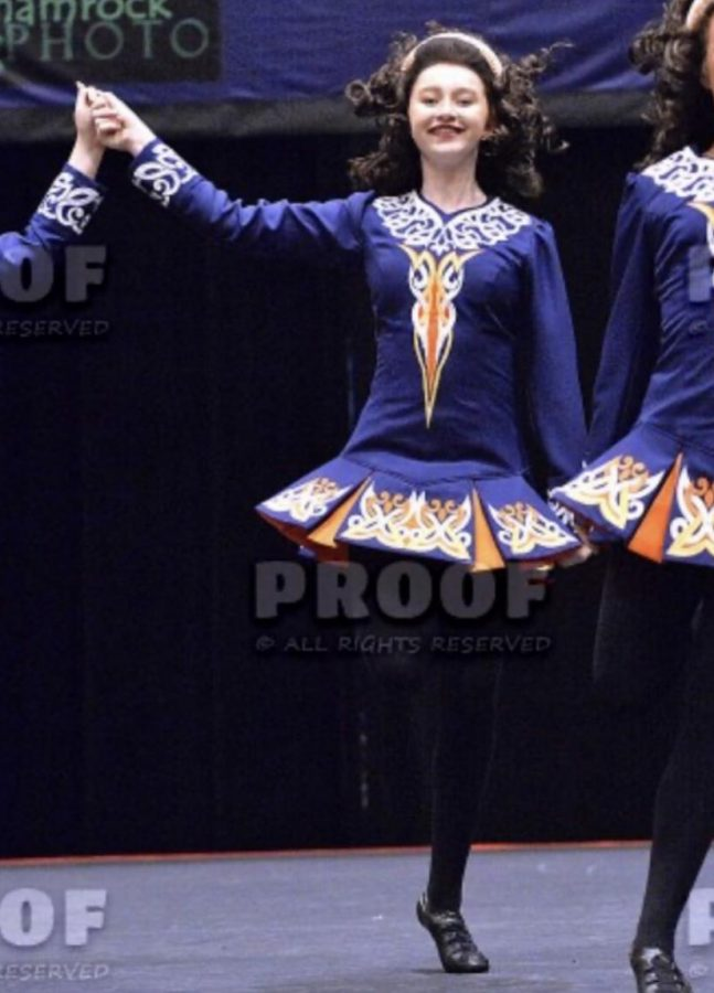 Mairead Lowry: Irish Dancing into our Hearts