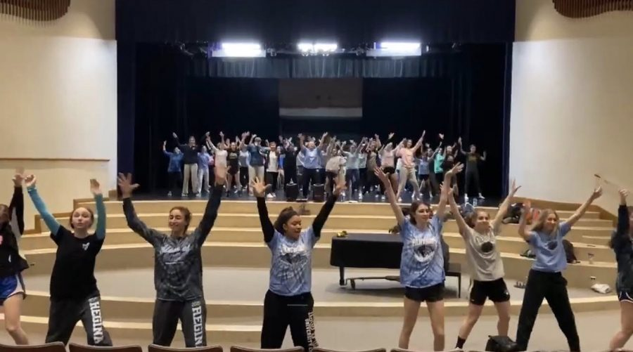 Regina's 2020 Orchesis Season: The Biggest and Best One We've Had Yet!
