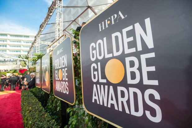 Fashion Police at the Golden Globes