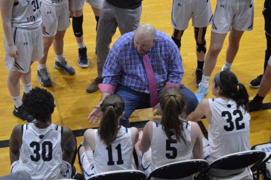 Regina Coach Continues to Build Strong Basketball Program