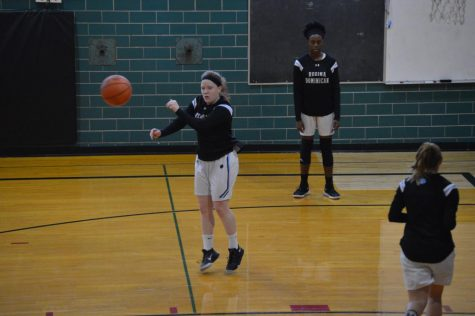 Q & A with Varsity Basketball Captain Nora Clancy