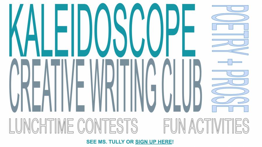Kaleidoscope Creative Writing Club