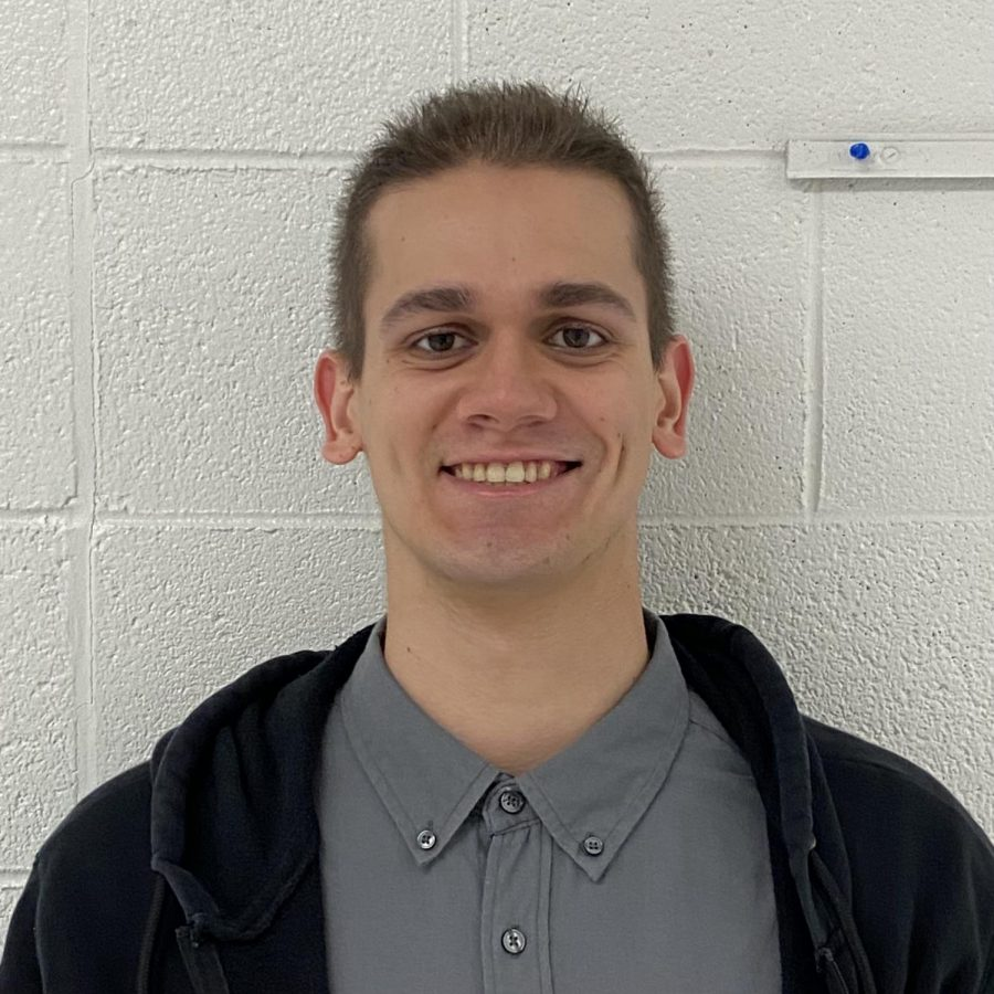 Young and Passionate Ryan Pesole is Latest Faculty Addition
