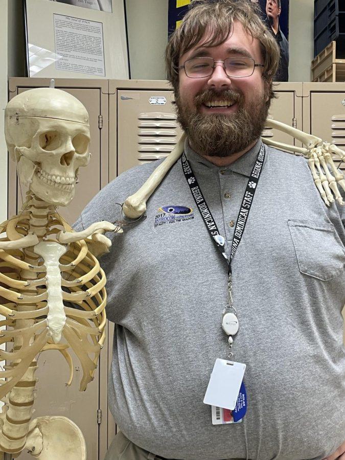 Paul Butkovich, Bio and Chem Teacher, Enjoys Logic and Reason